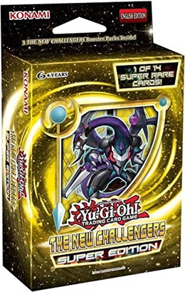 Yu-gi-oh! - New Challengers SE Special Super Edition