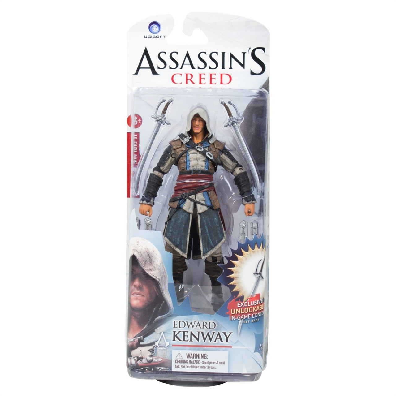 assassin  creed  edward-kenway action figure